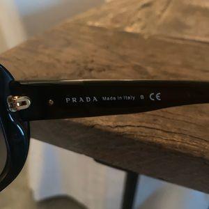 Prada Accessories - Authentic PRADA Sunglasses with Case/Box